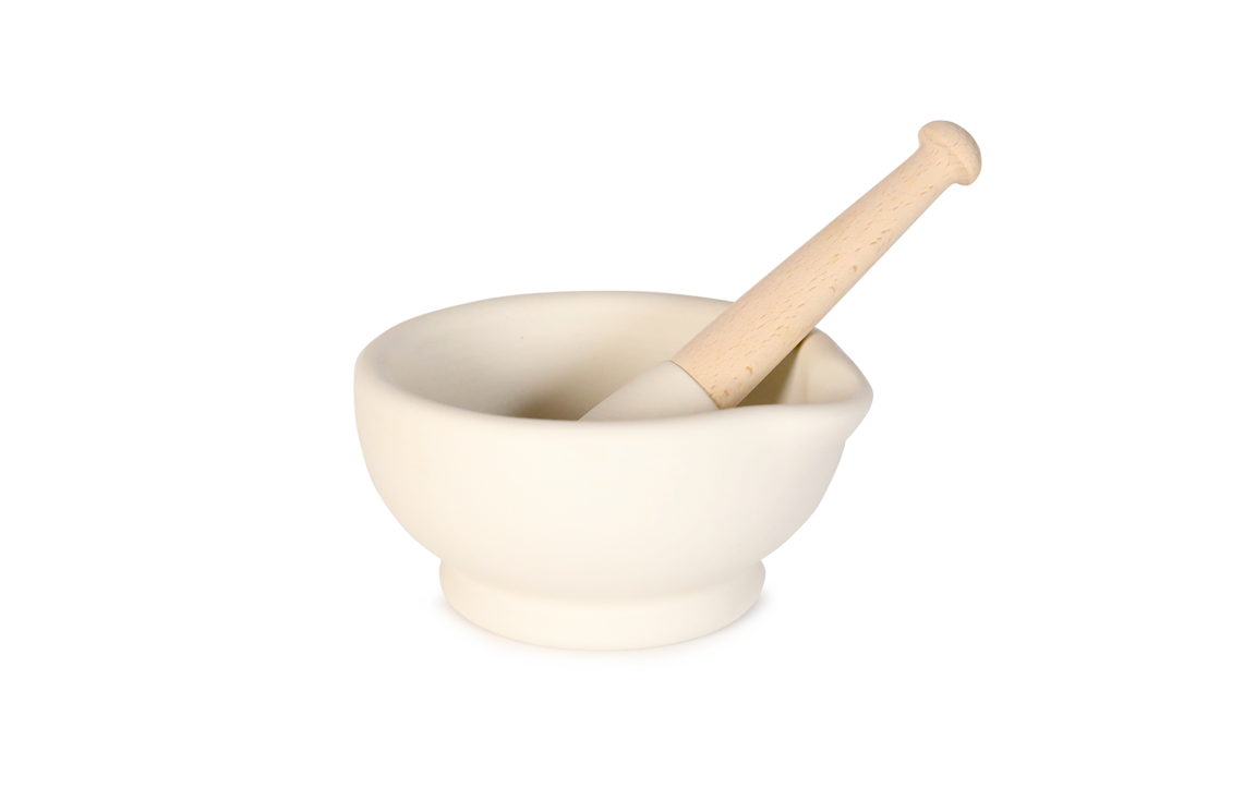 Milton Brook Mortar & Pestle Size 2