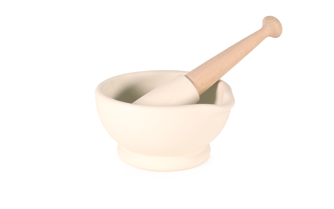 Milton Brook Mortar & Pestle Size 4