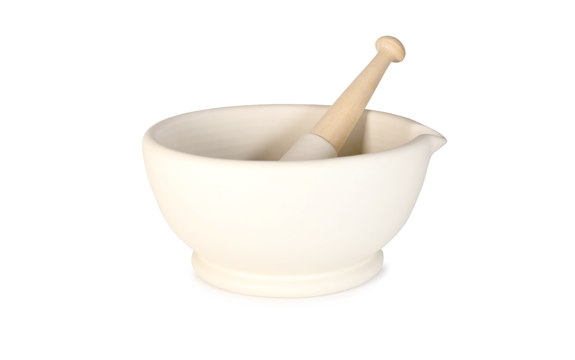 Milton Brook Mortar & Pestle